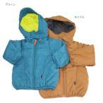 ジャケット インサレーション 子供服 男の子 女の子 長袖 エフオーキッズ F.O.KIDS 90cm 100cm 55%OFF メール便NG FW60