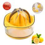 スクイーザー レモン搾り レモンスクイーザー シトラスジューサー 生搾り器 果汁搾り器 柑橘搾り しぼり器 キッチンツール Kasmoire Citrus Orange Squeezer