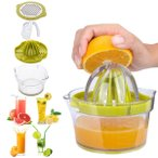 スクイーザー レモン搾り ライムスクイーザー シトラスジューサー 擦りおろし グレーター 果汁搾り器 柑橘搾り キッチンツール AINAAN Citrus Juicer Squeezer