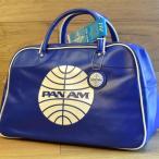 パンナム ボストンバッグ エクスプローラー ブルー ユニセックス Pan Am Explorer bag 12SP07  (鞄 かばん カバン)