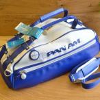 パンナム オリジナルスカイバッグ ボストンバッグ ユニセックス Pan Am Originals Sky Bag-Pan Am Blue (鞄 かばん カバン)