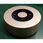 ポータブルBluetoothスピーカー3ワット1000mAhバッテリーハンドフリーMicro SDカードスロットゴールド