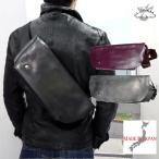 メッセンジャーバッグ ショルダーバッグ メンズ 本革 レザー 日本製 3カラー