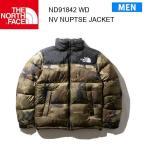 19fw ノースフェイス  THE NORTH FACE ノベルティー ヌプシ ジャケット メンズNovelty  Nuptse Jacket ND91842 カラー WD THE NORTH FACE  正規品