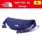 19SS THE NORTH FACE ノースフェイス SWEEP スウィープ NM71904 カラーAG 正規品