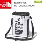 21ss ノースフェイス BCヒューズボックスポーチ BC Fuse Box Pouch NM82001  カラー WK THE NORTH FACE 正規品