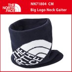 18FW THE NORTH FACE ノースフェイス BIG LOGO NECK GAITER ビッグロゴ ネックゲイター NN71804 カラーCM 正規品