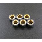 ウエイトローラー16mm x 12mm - 7.0g 6個
