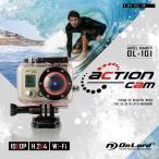 GoPro(ゴープロ)クラス ウェアラブルカメラ アクションカム (OL-101)  60m防水 WiFi機能