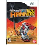 SDガンダム スカッドハンマーズ バンダイナムコゲームス (分類:Wii ソフト)