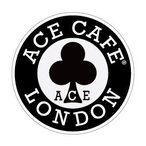 ACE CAFE LONDON エース カフェ ロンドン ステッカー ACE CAFE LONDON 丸 80