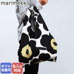 マリメッコ Marimekko バッグ エコバッグ 買い物袋 SMARTBAG PIENI UNIKKO ピエニウニッコ ブラック 40470 030