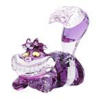 ショッピングスワロフスキー スワロフスキー SWAROVSKI クリスタルフィギュア CHESHIRE CAT チェシャ猫 Disney ディズニー オブジェ 置物 5135885