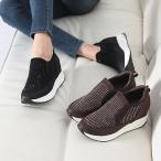 スリッポン スニーカー ラインストーン キラキラ スニーカー レディース ファッション レディース 靴 婦人靴 30代 40代