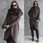 ショッピングロングコート コート ロング丈 ロングコート ウール 50代 40代 ファッション 女性 レディース