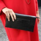 クラッチバッグ ストラップセット 本革 レザー 50代 40代 ファッション 女性 レディース