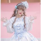 Lolita 甘ロリ 新作 かわいい 姫 コスプレ コスチューム 衣装