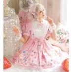 ロリータ服 ゆめかわいい 姫 Lolita コスプレ リボン レース