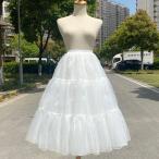 コスチューム ホワイト 膨らみ ドレス スカート かわいい 衣装