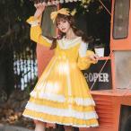 甘ロリ ロリィタ 姫系 かわいい レディース 衣装 コスチューム