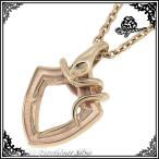 GIGOR ペンダントヘッド メンズ ブランド ゴールド ジオスネイブ 蛇 10金ゴールド チェーンなし ネックレストップ ジゴロウ