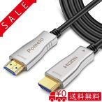 光ファイバーHDMI ケーブル 15m プレミアムHDMI ケーブル4K 60Hz対応 18gbps超高速伝送 4K HDR Ultra HD YUV4:4:4 HDCP 2.2 ARC CEC