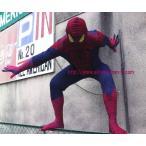 アメイジング・スパイダーマン・コスチューム スペシャル・セット ハロウィン 衣装 仮装 コスプレ 大人用