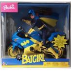 マテル バービー  「バットマン」バットガール with バットサイクル