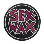アーリーウープで買える「セックスワックス SEXWAX/SEX WAX NEW サークル ステッカー 5cm ( メタリックパープル ステッカー」の画像です。価格は108円になります。