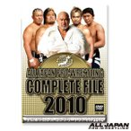 (90%OFF) DVD 全日本プロレス コンプリートファイル2010 DVD-BOX