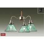 ☆DAIKO LEDシャンデリア 白熱灯40W×3灯相当 (ランプ付) 電球色 2700K DCH-40479Y