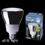 ☆東芝 電球形蛍光ランプ(蛍光灯) ネオボールZ レフランプ形 60W形 3波長形昼光色 E26口金 EFR12ED