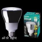 ☆東芝 電球形蛍光ランプ(蛍光灯) ネオボールZ レフランプ形 60W形 3波長形昼白色 E26口金 EFR12EN
