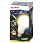 ☆東芝 LED電球 全方向タイプ 一般電球形 電球色 E26口金 一般電球100W形相当 1,520lm LDA14L-G/100W