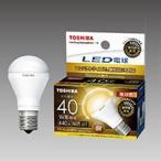 ☆東芝 LED電球 ミニクリプトン形 調光器対応 電球色 E17口金 ミニクリプトン電球40W形相当 断熱材施工器具対応 密閉器具対応 LDA5L-G-E17/S/D40W