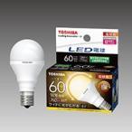 ☆東芝 LED電球 ミニクリプトン形 電球色 E17口金 ミニクリプトン電球60W形相当 断熱材施工器具対応 密閉器具対応 LDA7L-G-E17/S/60W