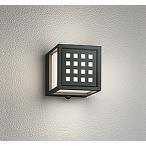 ODELIC エクステリアライト ポーチライト LED一体型 人感センサー[モード切替型] OG254615