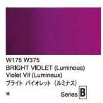ホルベイン透明水彩絵具2号 W175 ブライトバイオレット (メール便発送)全国一律送料160円