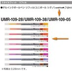 Yahoo!オールメールスタイルフィットリフィル 0.5mm レッド UMR-109-05-15 三菱鉛筆 メール便発送