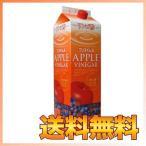 【送料無料】 富士薬品 フジタイムA 1800ml APPLE VINEGAR リンゴ酢