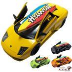 ハワイ 雑貨 チョロQ ランボルギーニ サーフボードミニカー お子様 ギフト おもちゃ コレクション