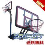 エコーフィット  アーム式ポリカーボネート製バスケットゴール ミニバスから公式まで対応 EC-9100  商品代引き不可