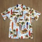 Aloha Republic Surf Mens Hawaiian Shirt