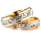 オーダーメイドでお二人だけのマリッジリング、結婚指輪を
