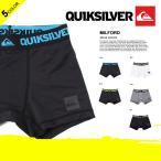 QUIKSILVER クイックシルバー セール オススメ インナーパンツ ボクサーパンツ メンズ MILFORD ブラック カッコイイ カジュアル QUD151219