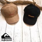 クイックシルバー 帽子 キャップ メンズ ブラック 黒 ブラウン 茶 LAWN BOWLER QUIKSILVER AQYHA04154