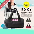 ROXY ロキシー ドラムバッグ ショルダーバッグ 7L レディース レディースバッグ オススメ LAUGH WITH A FRIEND 人気ブランド RBG164316