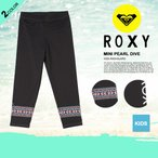 ロキシー  ROXY 16SP RX Rash Guard Kids 140 BLK