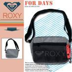 ロキシー ショルダーバッグ レディース コンパクト 新作 グレー FOR DAYS ROXY RBG192303