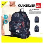 QUIKSILVER クイックシルバー セール  オススメ バッグ 16L メンズ POSTER MODERN ORIGIN バックパック リュック オシャレ アウトドア 旅行 EQYBP03153